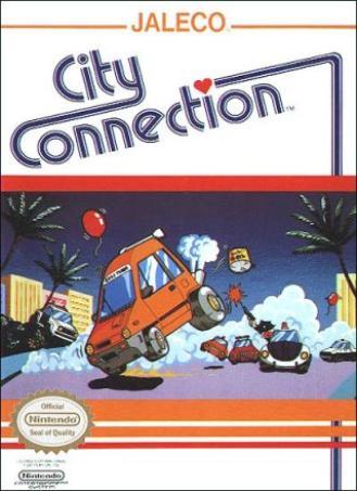 Honda City Connection NES