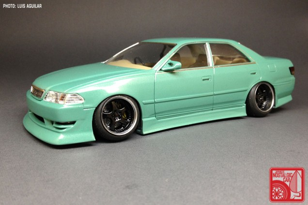 Luis Aguilar_Aoshima Weld Toyota Mark II 02