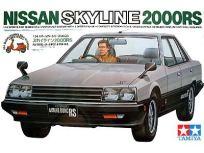 Tamiya Nissan Skyline R30 2000RS-Turbo 4dr
