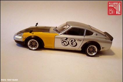 Yordy Kolner 1-18 Nissan Fairlady 240ZG 01