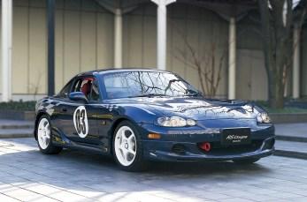 2003 TAS Mazda MX-5 Miata RS Coupe