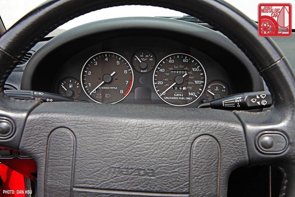 Profiles 1989 Mazda Mx 5 Miata Club Racer Japanese