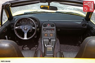 52-6279_Mazda MX5 Miata_Chicago Auto Show yellow Club Racer 03