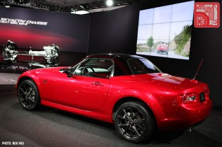 Mazda MX5 25th Anniversary 05