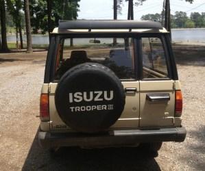 1986 Isuzu Trooper 04