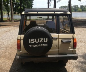 1986 Isuzu Trooper 04