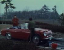 Operation Mystery Datsun Fairlady Roadster