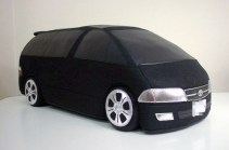 Rocket Craft plush Toyota Estima
