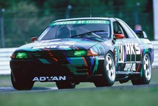 Nissan Skyline R32 GTR Group A HKS