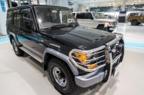 Toyota Land Cruiser 70-Series 40