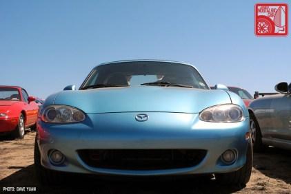 009DY_Mazda MX5 Miata crystal blue metallic