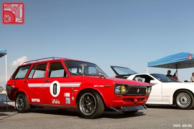 EVENTS: 2014 Japanese Classic Car Show, Part 01 — Debut ...