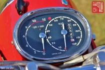 0295-JR1290_Honda CB77 SuperHawk Cluster