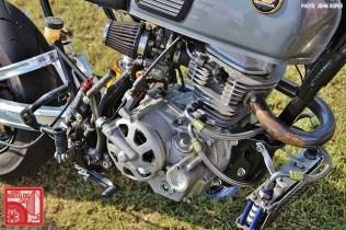 0323-JR1301_Honda Ape Engine