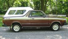 1980 Subaru BRAT brown01