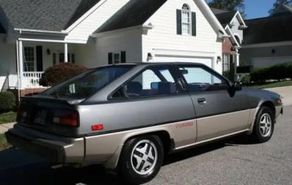 1984 Mitsubishi Cordia Turbo 03