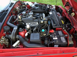1986 Isuzu Impulse Turbo red05