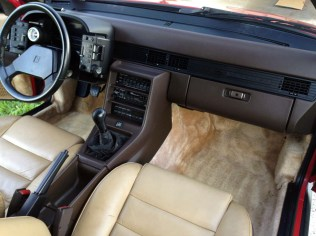 1986 Isuzu Impulse Turbo red07