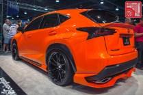 19_LexusNX SEMA