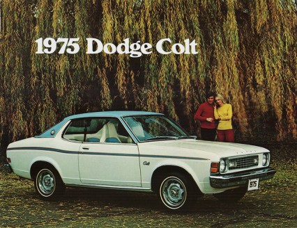 Dodge Colt Carousel 1975