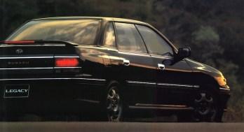 Subaru Legacy RS sedan 01