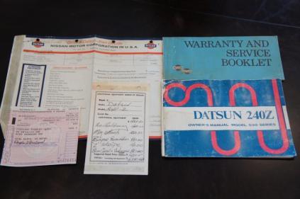 1973 Datsun 240Z 142953 15