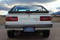 1987 Isuzu Impulse RS Turbo 04