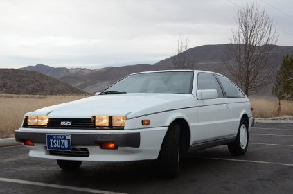 1987 Isuzu Impulse RS Turbo 12