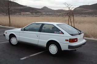 1987 Isuzu Impulse RS Turbo 13