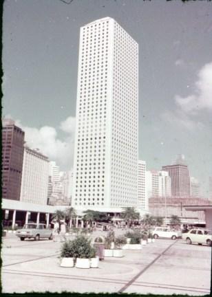 Hong Kong 1975 building