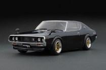 Ignition Models Nissan Skyline kenmeri black front