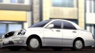 You're Under Arrest - Toyota Crown Majesta S180