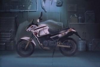 You're Under Arrest - Yamaha Police Bike