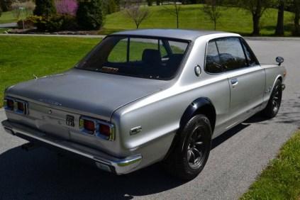 1971 Nissan Skyline GT-R 03