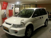1997 Mitsubishi RVR Hyper Sports Gear 01
