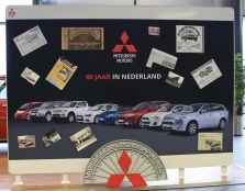 Mitsubishi Netherlands Classic Car Tour 08