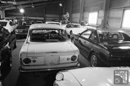 Prince Skyline GT-B & S30 & AW11 & 2000GT & TE27 - GR1-566