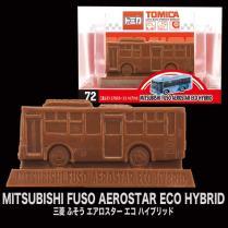 Tomica Valentine's Day Mitsubishi Fuso Bus