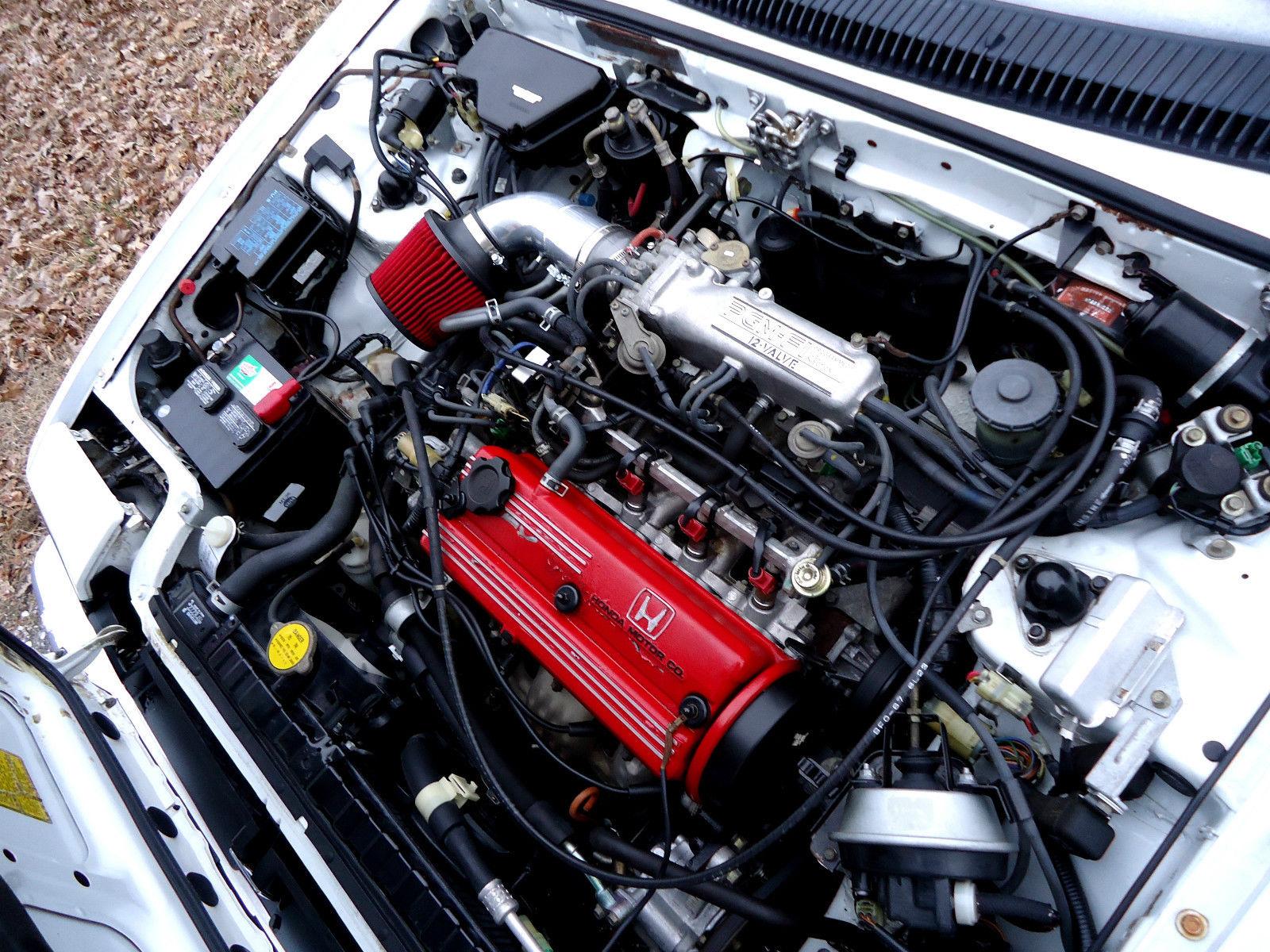 Super Clean 1987 Honda Prelude Si