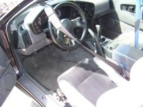 1990 Eagle Talon TSi AWD 10 interior driver