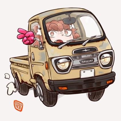 Suzuki Carry L50
