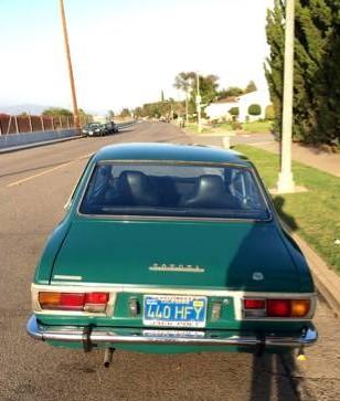 1973 Toyota Corolla TE27 green 02
