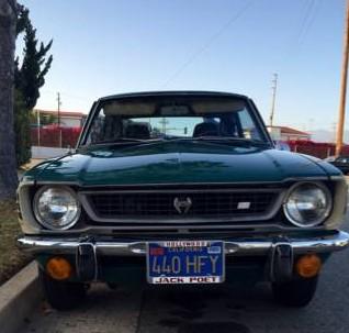1973 Toyota Corolla TE27 green 04