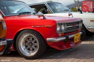 112_Touge California Nissan Bluebird 510