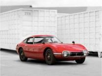 1967 Toyota 2000GT Monterey RM Auction 01