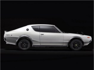 1973 Nissan Skyline GT-R Monterey RM Auction 05