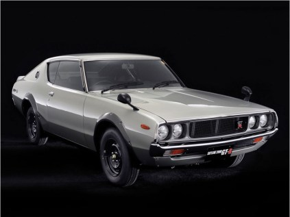1973 Nissan Skyline GT-R Monterey RM Auction 25