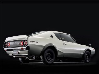 1973 Nissan Skyline GT-R Monterey RM Auction 26