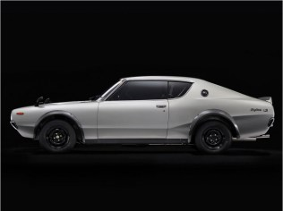 1973 Nissan Skyline GT-R Monterey RM Auction 27