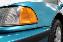 1991 Honda Civic Si Tahitian Green 12